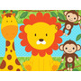 Kit Imprimible Animalitos Nene Diseñá Tarjetas Cumples Y Ma | MANUALDETALLER-STGO