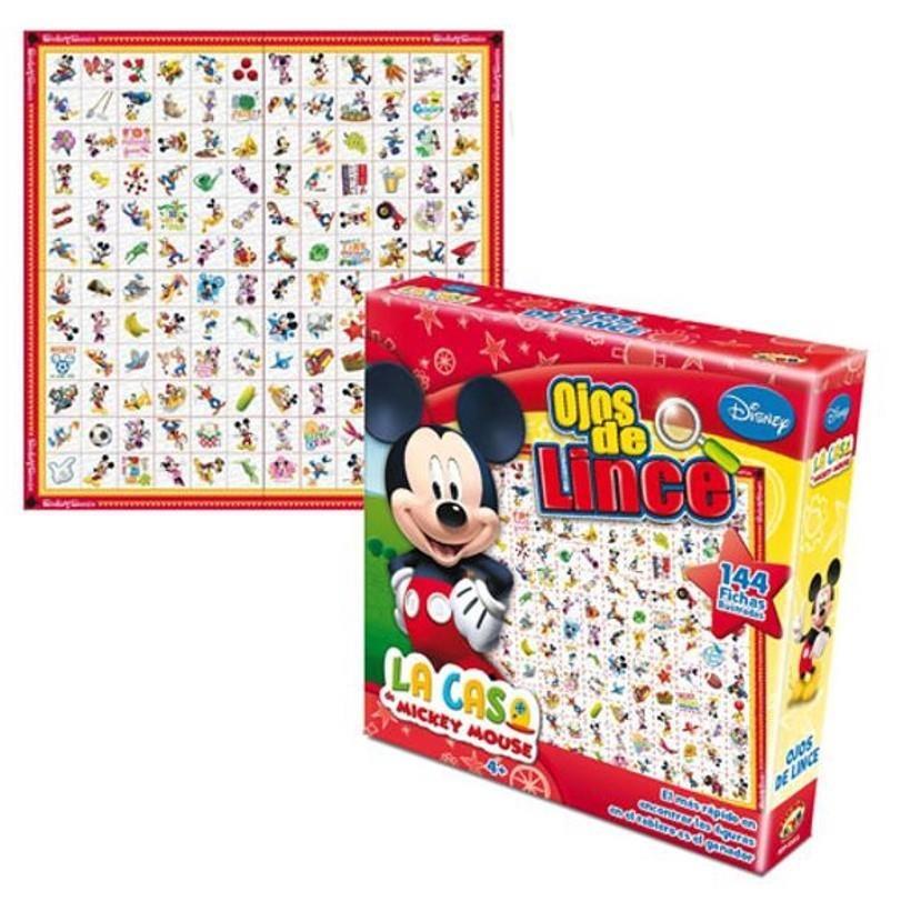 Ojos De Lince Mickey Mouse Alegrarte