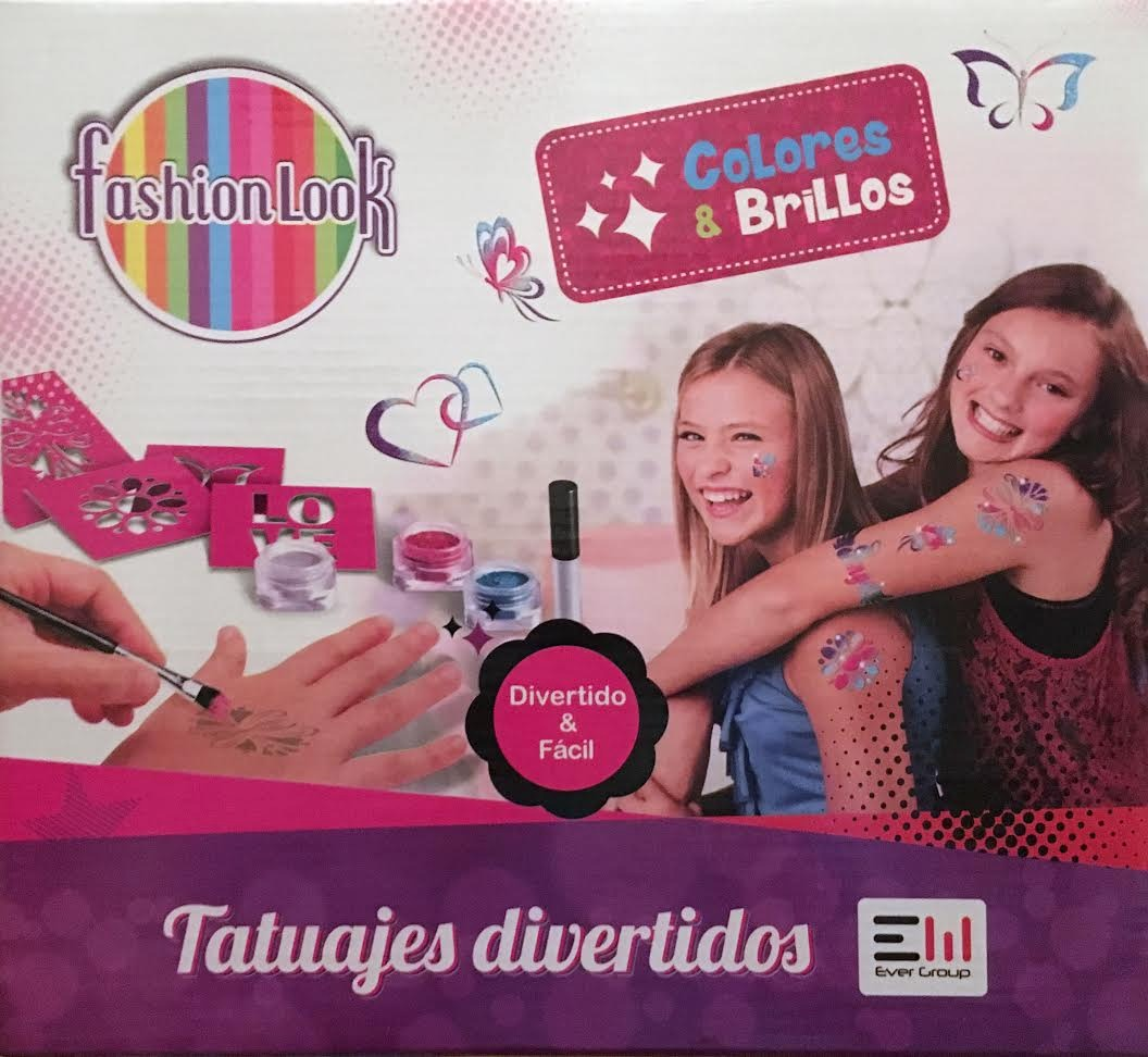 Juego Tatuajes Divertidos Para Ninas Alegrarte - Juegos-de-tatuajes-para-nios