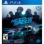 Ps4 Need For Speed Digital - Playstation 4 - Caja Vecina   COMERCIALZG