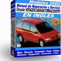 Manual de Reparacion Taller Caravan Voyager Town Country 2000